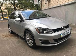 Аренда авто, прокат автомобиля Volkswagen Golf 7 2017