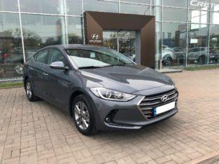 Аренда авто, прокат автомобиля Hyundai Elantra 2018
