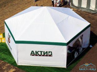 Изготовление рекламных шатров
