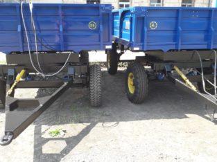 Прицеп тракторный 2ПТС-4. В наличии.