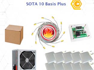 Система обігріву для вуликів SOTA 10 Basis Plus обігрів бджіл