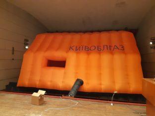 Надувные помещения производственного назначения. Цена за 1 м