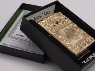 Продам Zippo 49022 ARMOR Lighter Chinese Love Polished Brass