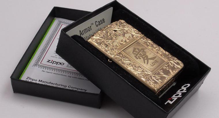 Продам Zippo 49022 ARMOR Lighter Chinese Love Polished Brass