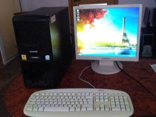 Компьютер+монітор (Celeron D, 512mb, 80Gb)+17» samsung