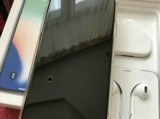 IPhone X 64gb оригинал полный комплект