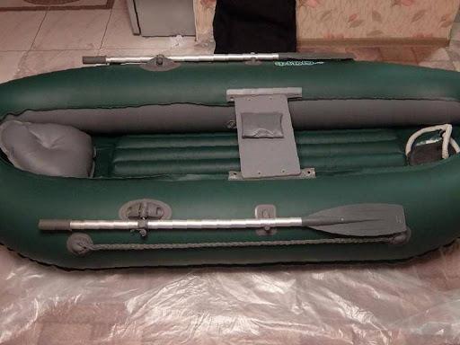 Ремонт лодок из ПВХ скидка до 50%