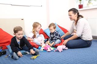 Английский для малышей от 2х лет Троещина