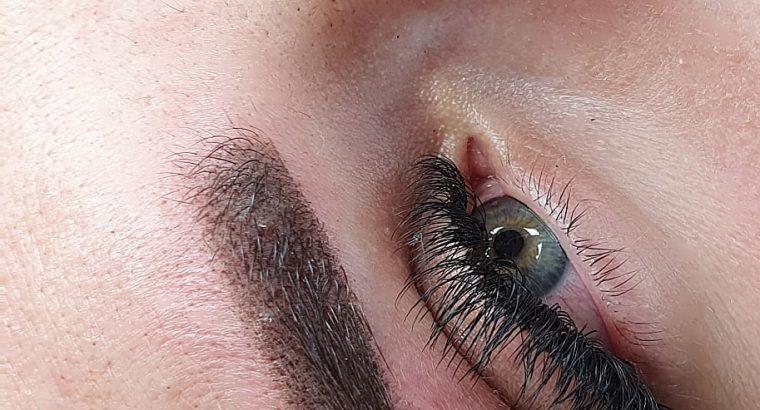 Перманентный макияж (татуаж) губ, бровей, век в Николаеве