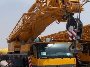 Услуги Аренды Автокранов — от 10 тонн до 400 тонн.