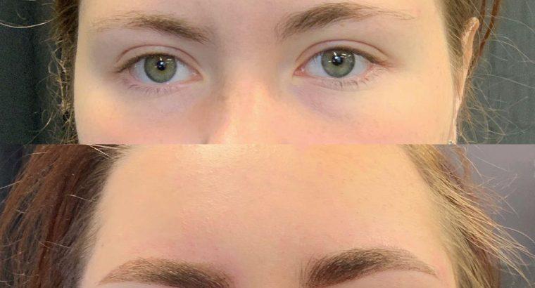 Приглашаю моделей на перманентный макияж для пополнения портфолио