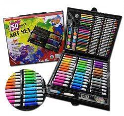 Художественный набор в чемоданчике Art set на 150 предметов
