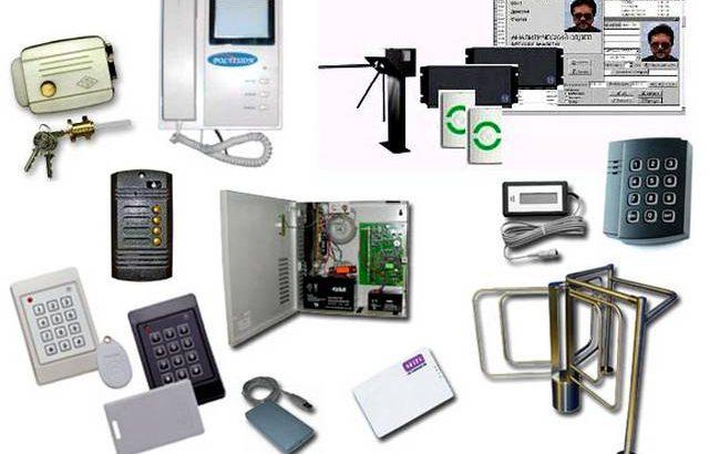 Системи контролю і управління доступом (СКУД) в Полтаві та Полтавській області