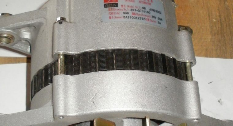 «Yuchai» diesel YC6108. Запчасти на дизельный двигатель Yuchai YC6108