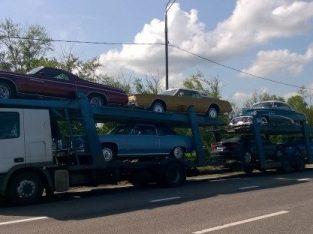 Автовоз. Перевозка автомобилей