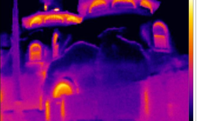Энергоаудит, поиск утечек, тепловизор
