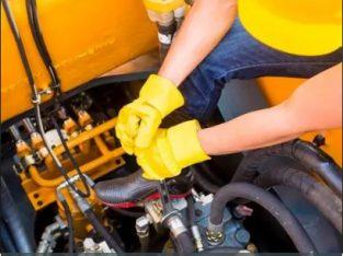 Сервис, ремонт, техническое обслуживание и продажи погрузчиков
