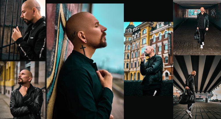 Фотограф. Бизнес Портрет. Индивидуальная и Ню Фотосессия