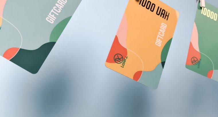 Подарунковий сертифікат в салон лазерної епіляції у Львові TK Laser