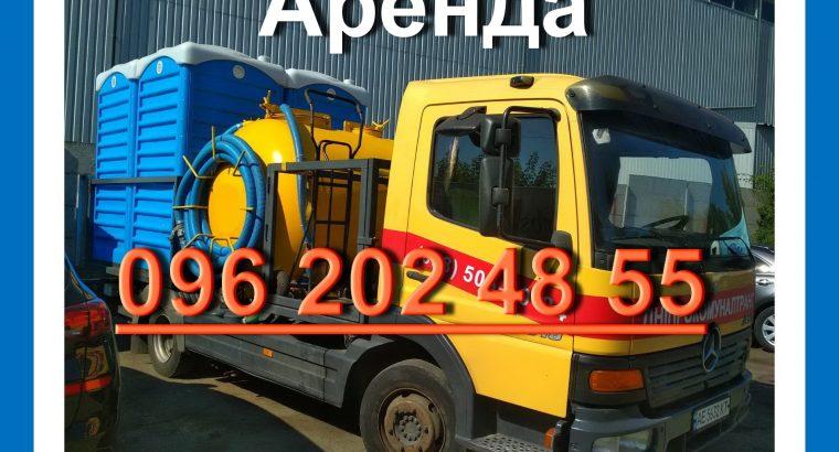 Аренда Биотуалетов. Доставка, обслуживание, перевозка кабин 2021