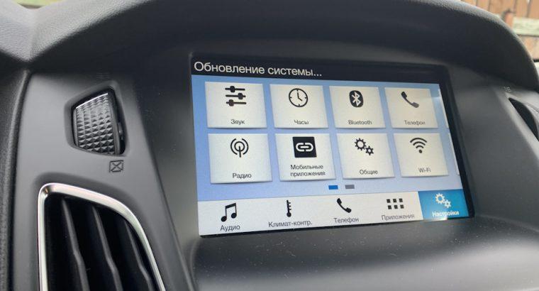 Русификация Ford Lincoln Навигация Карты Прошивка Escape Edge Focus Fusion Mustang