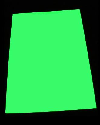 Фотобумага формата А3 и А4 с ярким эффектом свечения в темноте