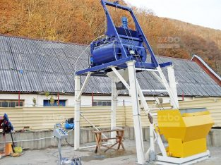 Бетонный завод Мини РБУ 30