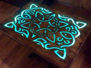 Люминесцентная краска Нокстон для работ по дереву. 25 цветов свечения.