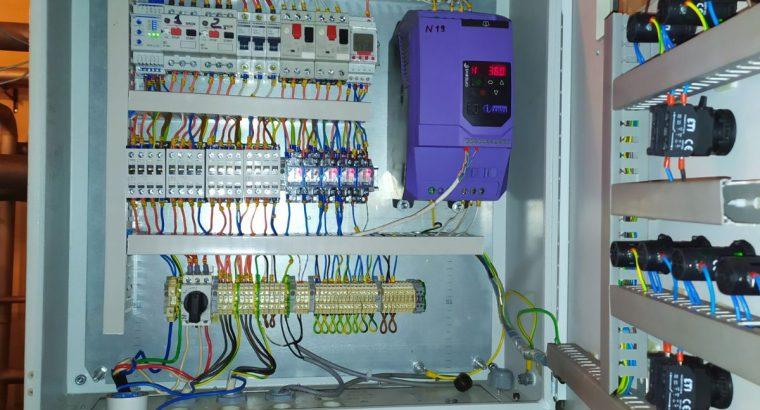 Монтаж, наладка, ремонт и обслуживание систем автоматики