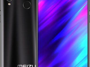 Смартфон со сканером отпечатка пальца и мощной батареей на 2 симки Meizu M10 2/32Gb