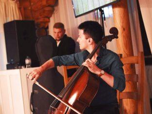 Киевский виолончелист, jazz, pop, rock музыкант, на Свадьбу, Юбилей, Презентацию !