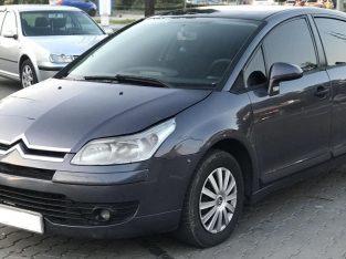 Аренда авто с правом выкупа Ситроен С 4 Киев без залога