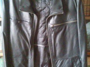 Продам мужскую куртку из натуральной кожи фирмы Levinson (Турция)