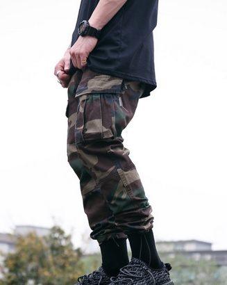 SUBCIETY jogger pants камуфляж карго штаны джоггеры supreme stussy vans hip hop Киев
