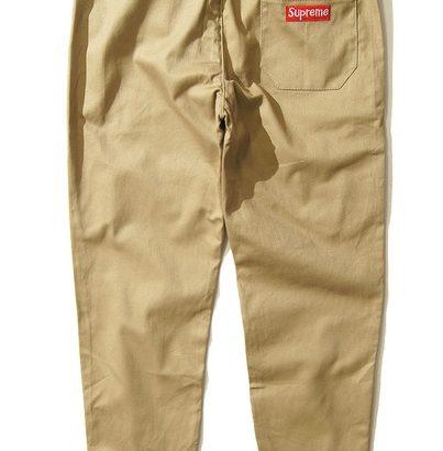 SUPREME джоггеры штаны брюки Jogger Pants чиносы на шнурке Киев