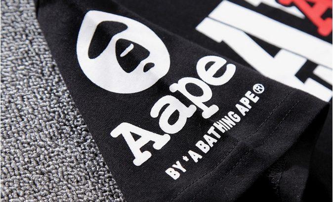 AAPE Bape футболка НОВАЯ тенниска поло рубашка polo lacoste майка Киев