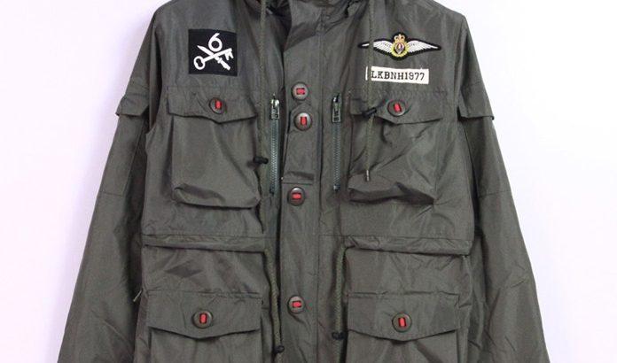 LUKER куртка новая парка ветровка штурмовка хип хоп hip hop Киев