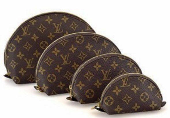 af2fe6451371 LOUIS VUITTON (косметичка набор 4 сумочки) Киев Украина клатч женский  Monogram