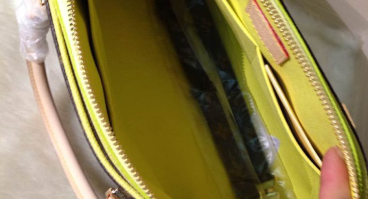 LOUIS VUITTON сумка Киев Украина клатч кросс боди LV M40908 лимон