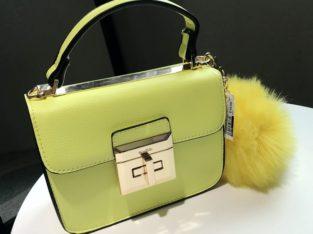 ALDO сумка Киев Украина клатч косметичка кросс боди дамская сумочка желтый
