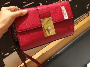 ALDO сумка Киев Украина клатч косметичка кросс боди дамская сумочка красный