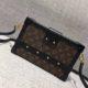 LOUIS VUITTON Киев Украина женский клатч сумка кросс боди косметичка LV сундук