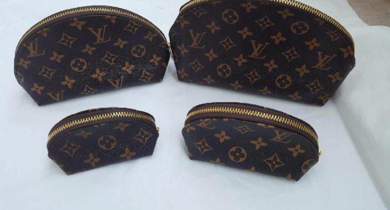 LOUIS VUITTON (косметичка набор 4 сумочки) Киев Украина клатч женский Monogram