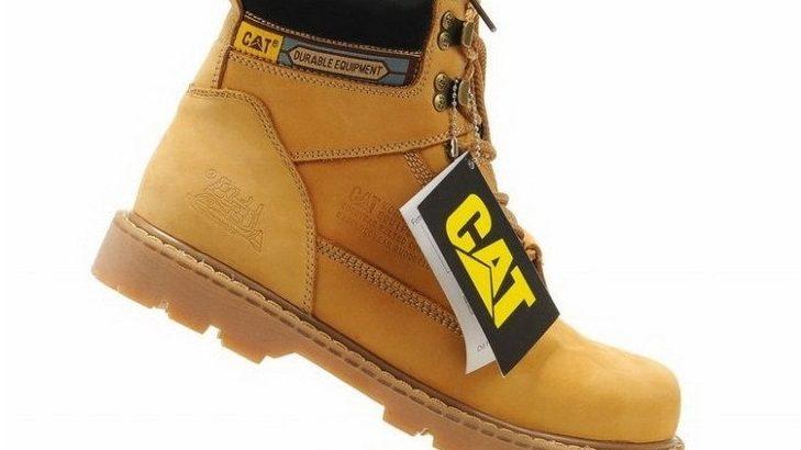 CAT CATERPILLAR Киев Украина ботинки унисекс timberland обувь желтый