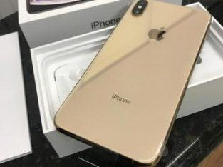 Apple IPhone XS — 64GB — $550 iPhone XS Max 64GB $650 iPhone X 64GB . $450