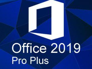Microsoft Office 2019 Pro Plus – для дома и малых организаций