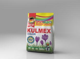 Порошок для кольорових речей KULMEX 550 гр. Гурт.