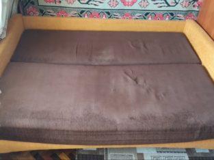 Продам бу диван-кровать еврокнижка