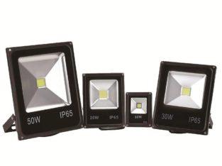 Низковольтные светодиодные прожекторы (с питанием от 12 или 24 вольт)