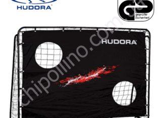 Футбольные ворота-тренажер Hudora TRAINER 213×152 см ворота для футбола